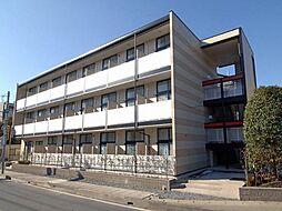 レオパレスセルサスII[1階]の外観