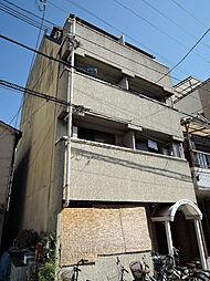 アネックス西九条[3階]の外観
