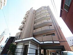 愛知県名古屋市中村区大秋町4丁目の賃貸マンションの外観