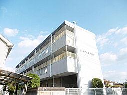 大阪府堺市東区白鷺町2丁の賃貸マンションの外観
