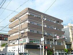 月岡ビル[5階]の外観