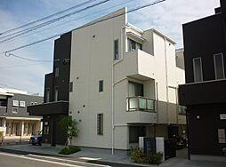 メゾネティック GT[1階]の外観