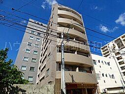 福岡県福岡市中央区荒戸2丁目の賃貸マンションの外観