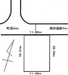 土地図 258...
