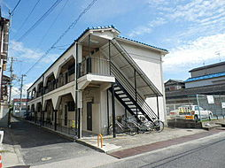 松本ハイツ[101号室]の外観