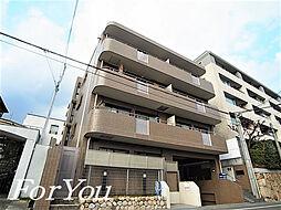 兵庫県神戸市灘区篠原中町6丁目の賃貸マンションの外観