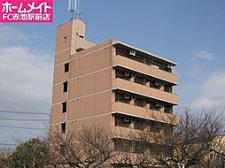 愛知県名古屋市天白区相川2丁目の賃貸マンションの外観