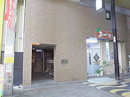 大阪府東大阪市長堂1丁目の賃貸マンションの外観
