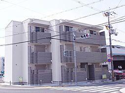 クリエオーレ太子田[2階]の外観