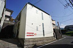福岡県福岡市城南区片江3丁目の賃貸アパートの外観