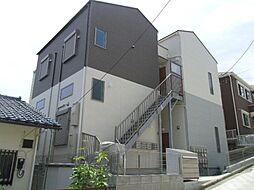 バイオレスヒルズ横浜[205号室]の外観