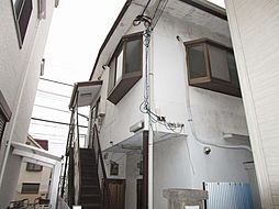 ハウス赤塚[202号室]の外観