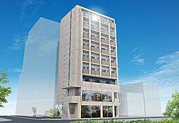 神奈川県横浜市中区北仲通2丁目の賃貸マンションの外観