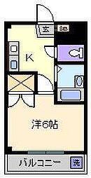 カルム・KT[3階]の間取り