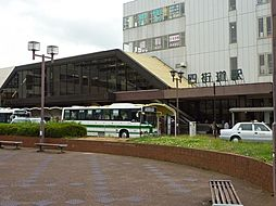 JR四街道駅