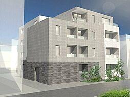 東京都練馬区中村橋北3丁目の賃貸マンションの外観