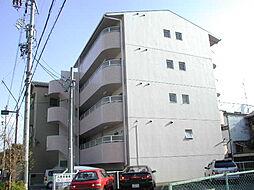 ヤマヨシマンション[4階]の外観