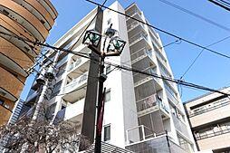 千葉県市川市八幡2丁目の賃貸マンションの外観
