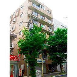 神奈川県川崎市宮前区鷺沼3丁目の賃貸マンションの外観