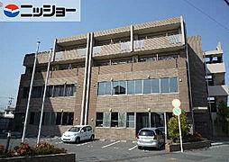 フジスター西浜田[3階]の外観