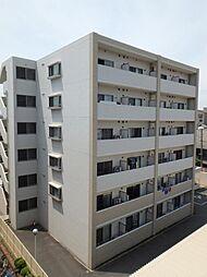 ラ・ポーエあき[5階]の外観