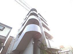 兵庫県神戸市灘区浜田町2丁目の賃貸マンションの外観