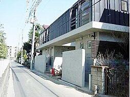 神奈川県横浜市港北区新吉田東1丁目の賃貸マンションの外観