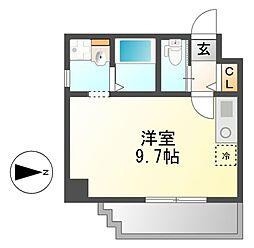 Sun State上飯田(サンステートカミイイダ)[2階]の間取り