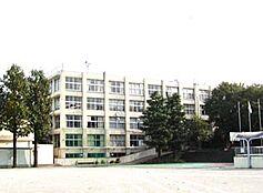 中学校赤坂中学校 まで290m