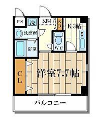 GRB[403号室]の間取り