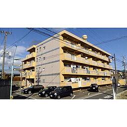 愛知県名古屋市守山区大屋敷の賃貸マンションの外観