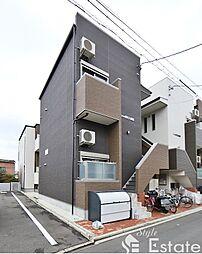 名鉄名古屋本線 東枇杷島駅 徒歩8分の賃貸アパート