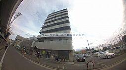 大阪府東大阪市西鴻池町2丁目の賃貸マンションの外観