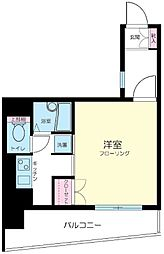 スカイコート九段下(スカイコートクダンシタ)[8階]の間取り