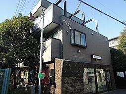 東京都世田谷区祖師谷3丁目の賃貸マンションの外観