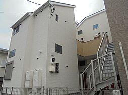 ラボーナ西横浜[2階]の外観