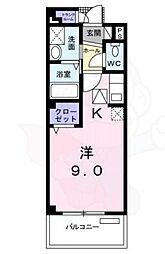 北花田駅 4.4万円