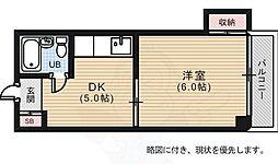 比治山下駅 3.8万円