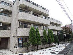 東京都杉並区永福3丁目の賃貸マンションの外観