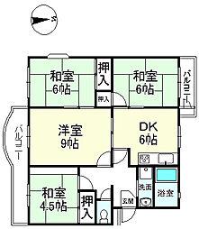 名谷14団地57号棟