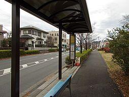 ひかり橋バス停...