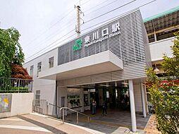 JR武蔵野線・...