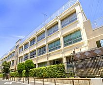 桜道中学校 1000m