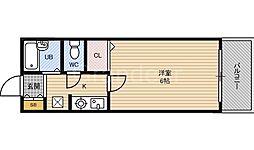 セレーノ井田[8階]の間取り
