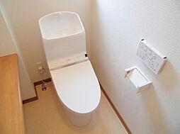 1F新品トイレ