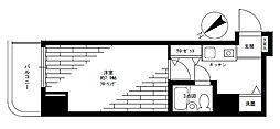 横浜平沼ダイカンプラザIII[4階]の間取り
