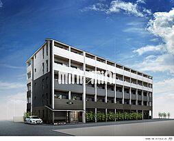 ベラジオ京都西院ウエストシティ[4階]の外観