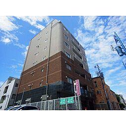静岡県静岡市葵区上石町の賃貸マンションの外観