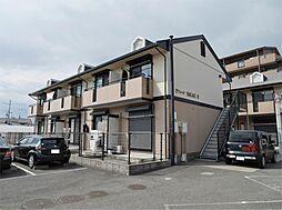 セジュールNAKAKI A棟[1階]の外観