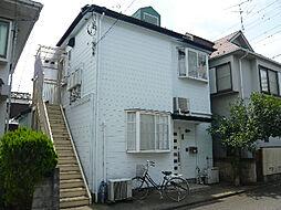 田沢アパート[2階]の外観